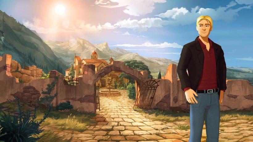 Georges Stobbart dans Broken Sword 5